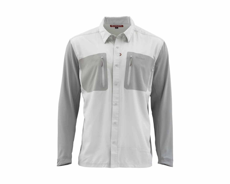 Simms Tri-Comp Cool LS Shirt 50% Off