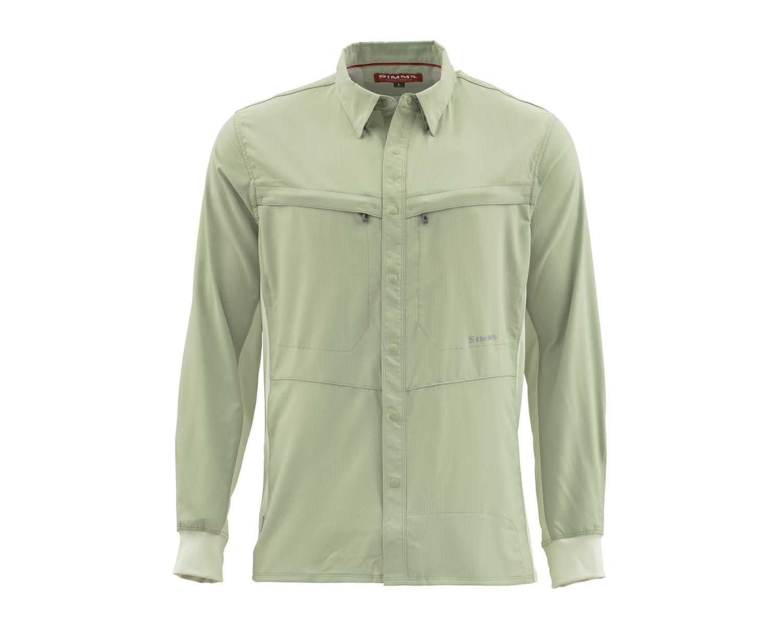 Simms Intruder Bi-Comp LS Shirt 50% Off