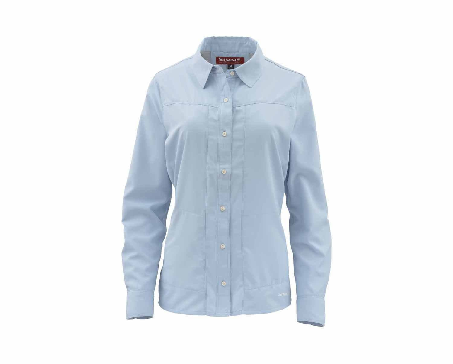 Simms Women's Isle LS Shirt 50% Off