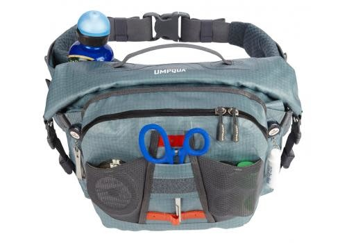 Umpqua Tongass Waist Pack Steel Blue