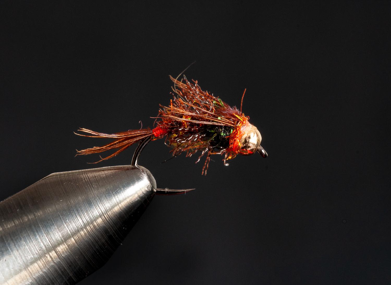 Organza Pheasant Tail Nymph