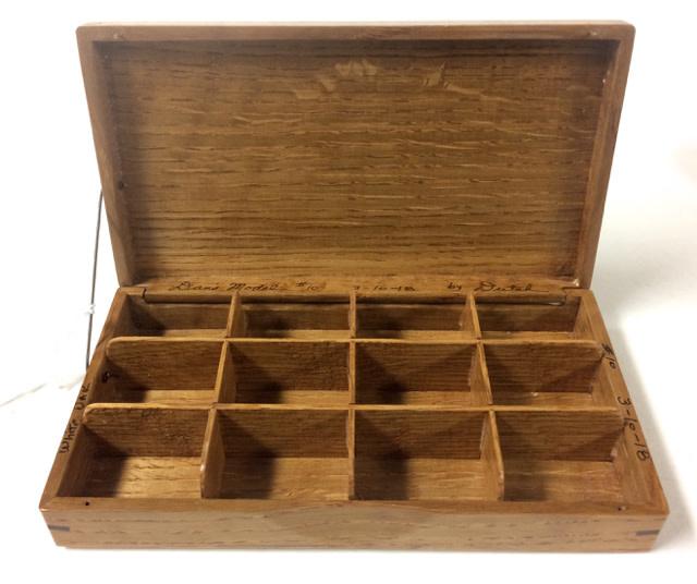 Dutch Box - Dan's Model #10 - White Oak