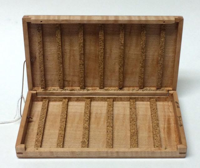 Dutch Box - Mate's Model #14 - Maple