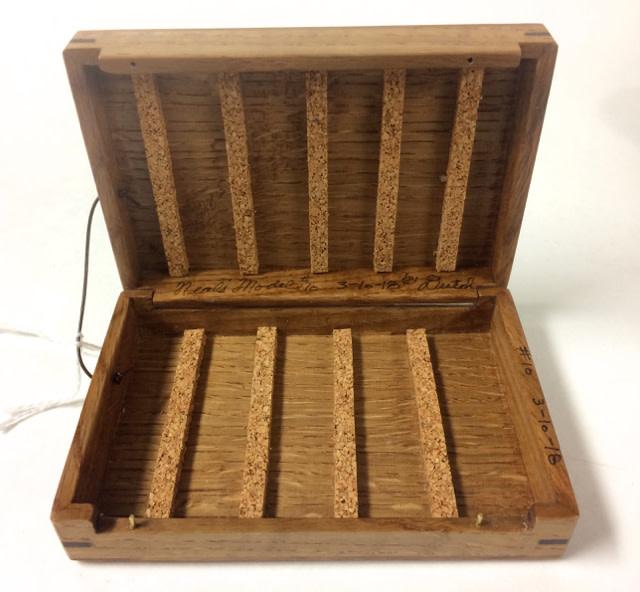 Dutch Box - Neal's Model #10 - White Oak
