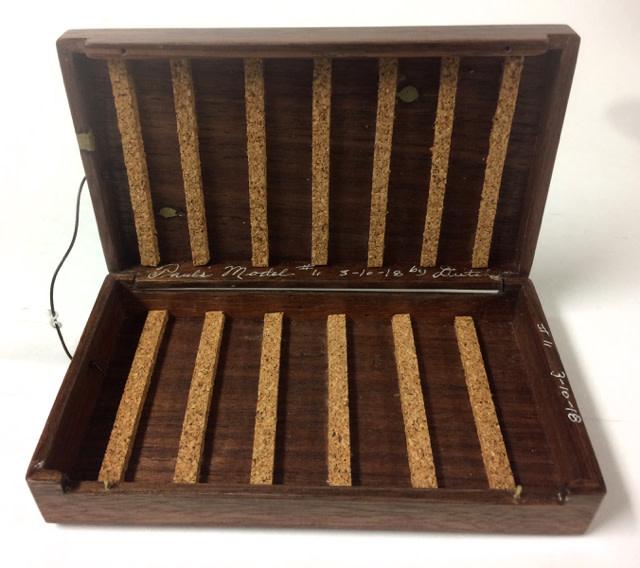 Dutch Box - Paul's Model #11 - Walnut