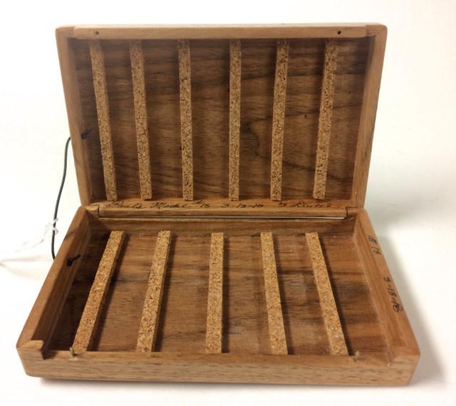 Dutch Box - Paul's Model #13 - Butternut