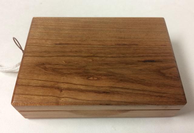 Dutch Box - Tom's Model #14 - Cherry