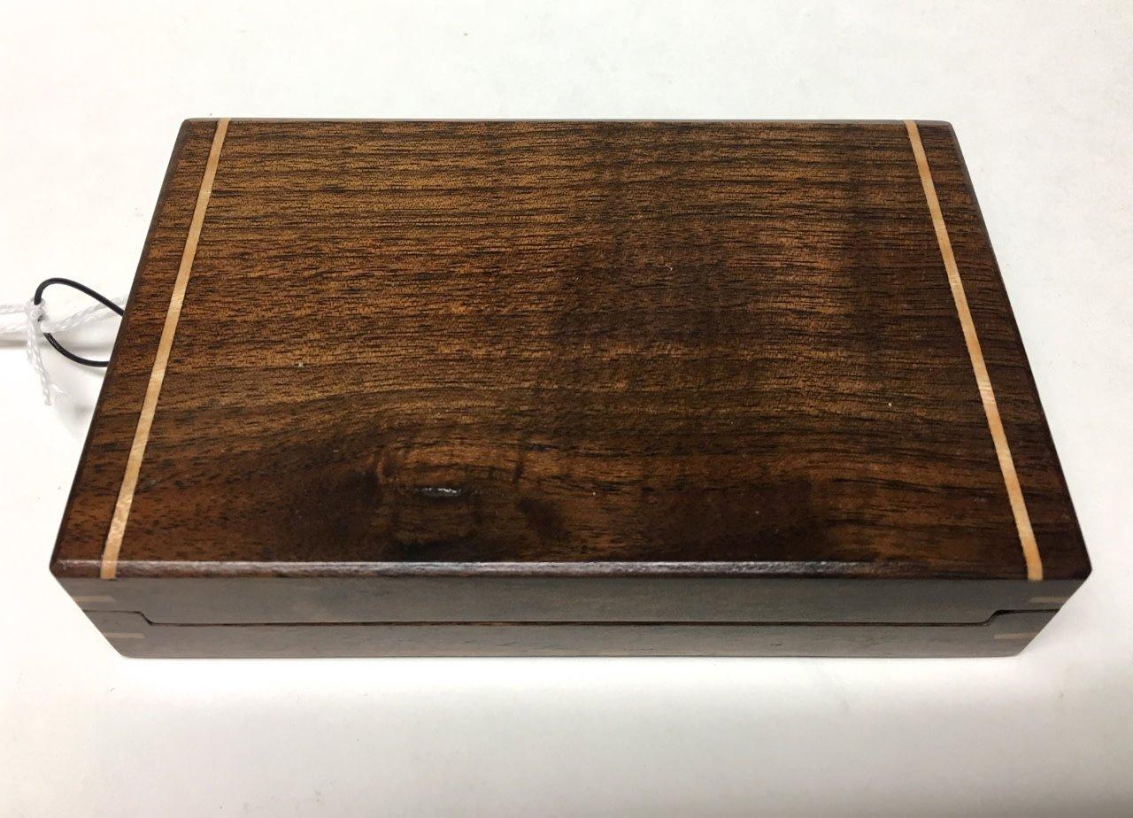 Dutch Box - Paul's Model #22 - Walnut