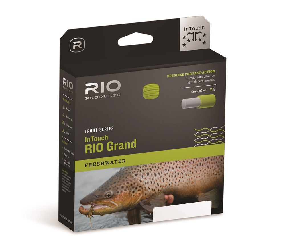Rio In-Touch Grand Fly Line WF6F