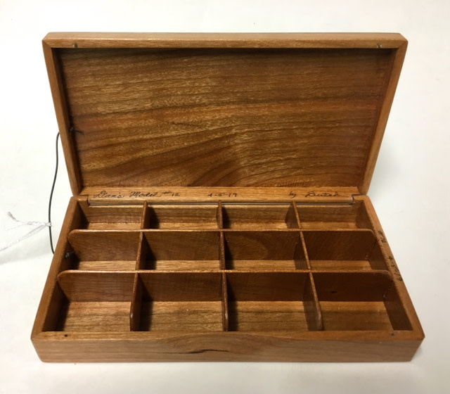 Dutch Box - Dan's Model #12 - Cherry