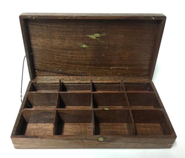 Dutch Box - Dan's Model #20 - Corn Crib Walnut