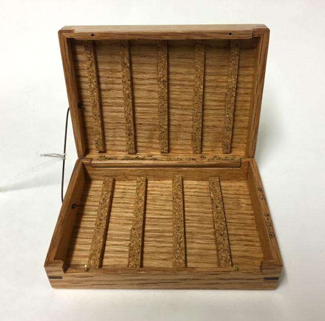 Dutch Box - Neal's Model #15 - Red Oak