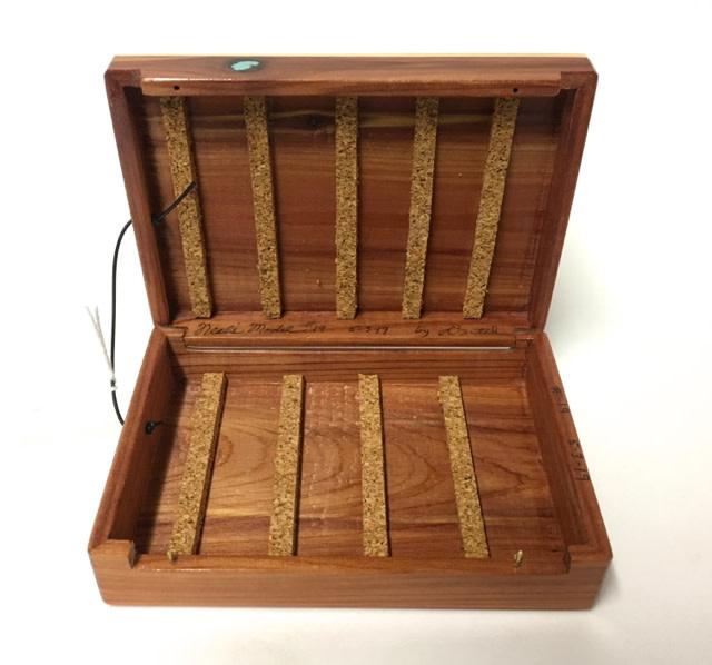 Dutch Box - Neal's Model #19 - Cedar