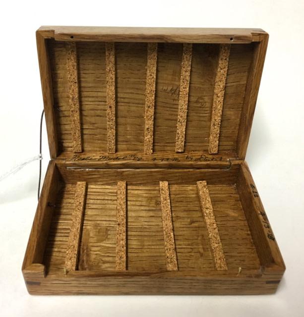 Dutch Box - Neal's Model #22 - White Oak
