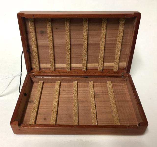 Dutch Box - Paul's Model #19 - Cedar