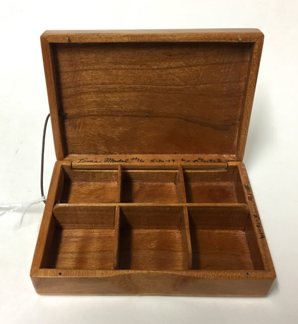 Dutch Box - Tom's Model #16 - Cherry