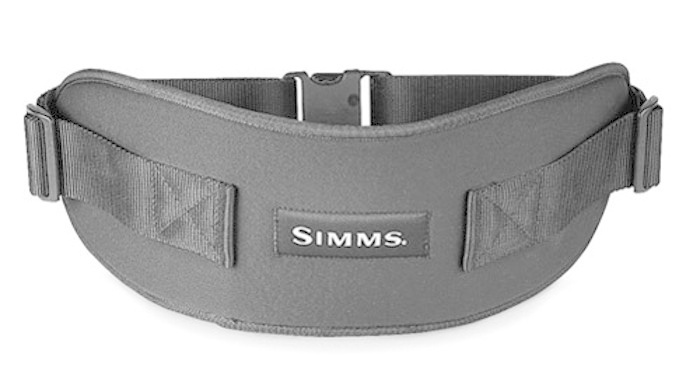 Simms Backsaver Belt Black