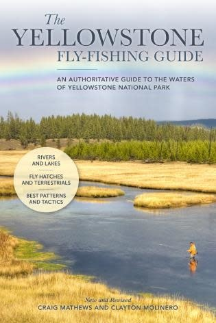 The Yellowstone Fly-Fishing Guide - Revised Edition