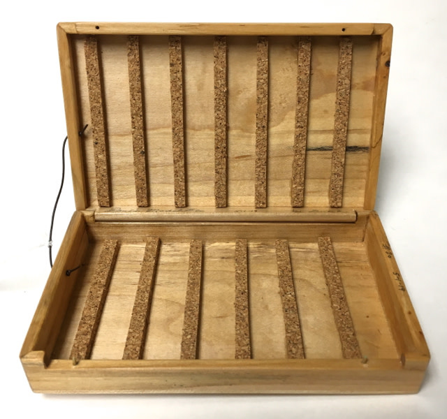 Dutch Box - Paul's Model #20 - Spalted Maple