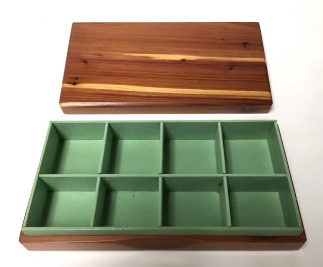 Dutch Box - Sandy's Model #19 - Cedar