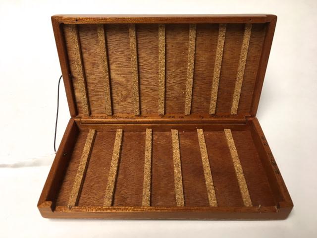 Dutch Box - Mate's Model #12 - Mahogany