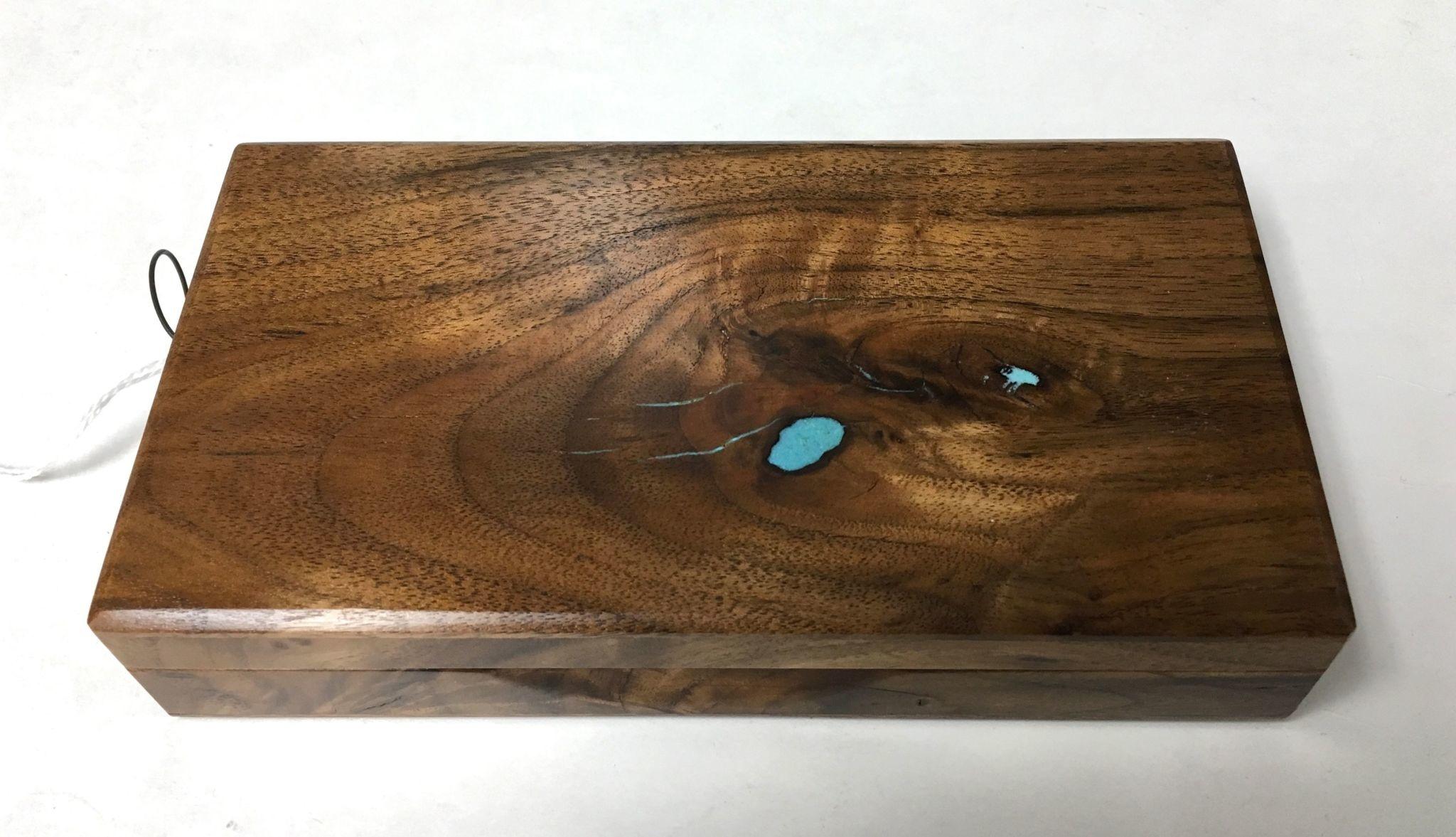 Dutch Box - Dan's Model #16 - Walnut