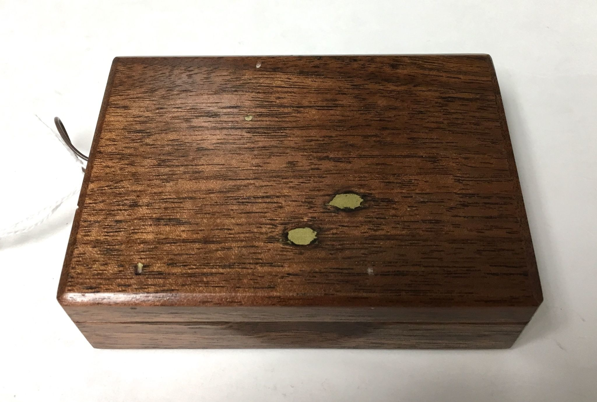 Dutch Box - Tom's Model #12 - Corn Crib Walnut