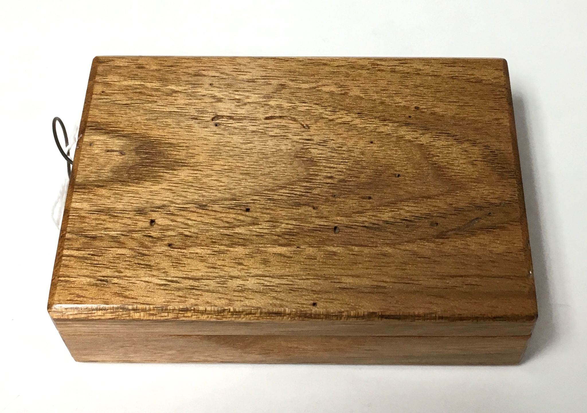 Dutch Box - Tom's Model #15 - Butternut