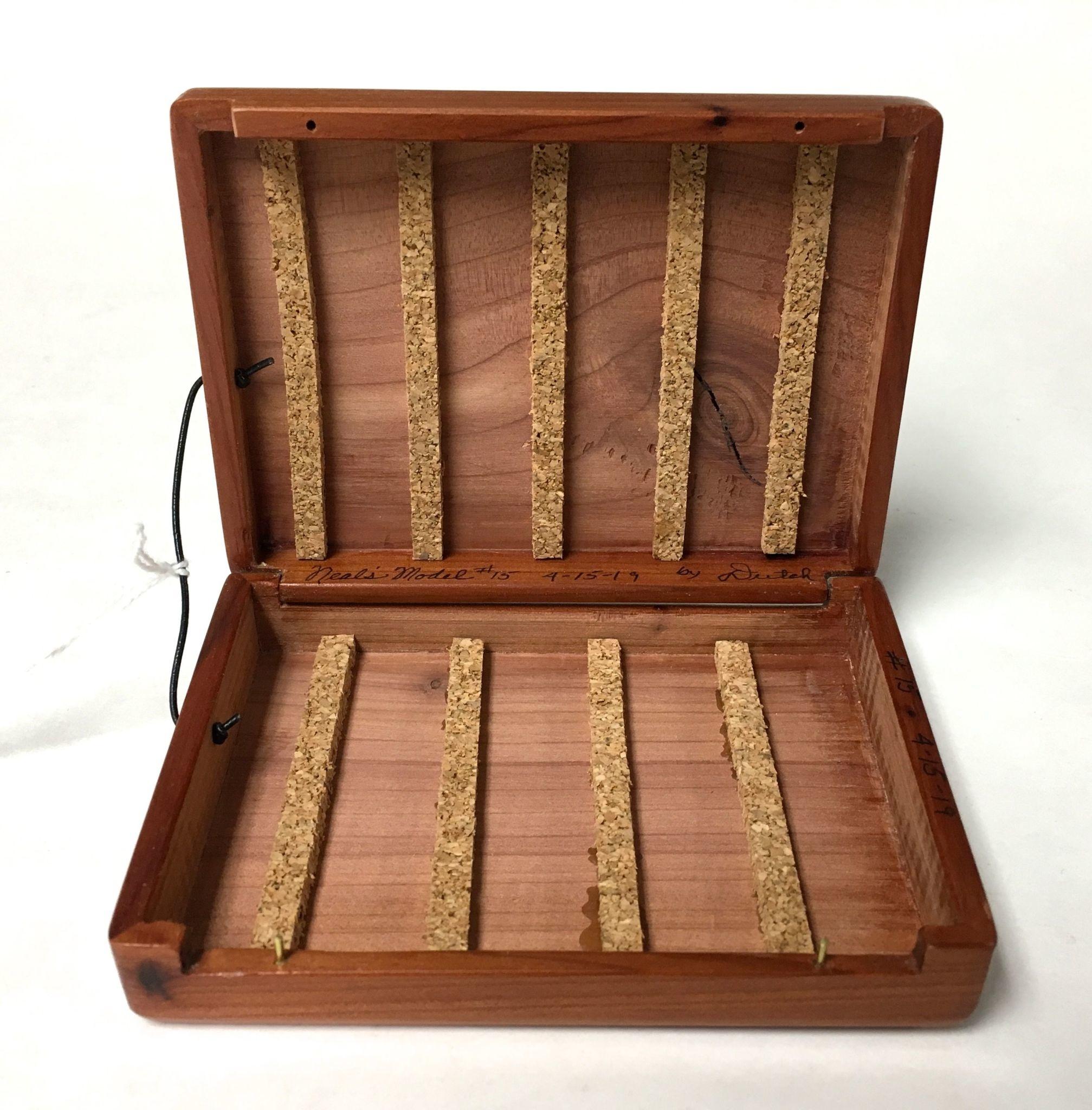 Dutch Box - Neal's Model #15 - Cedar