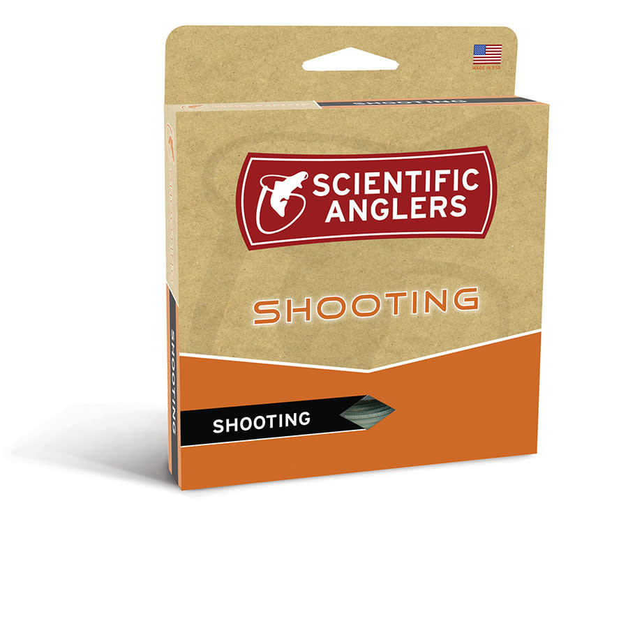 Scientific Anglers Shooting Line .038 - 100'