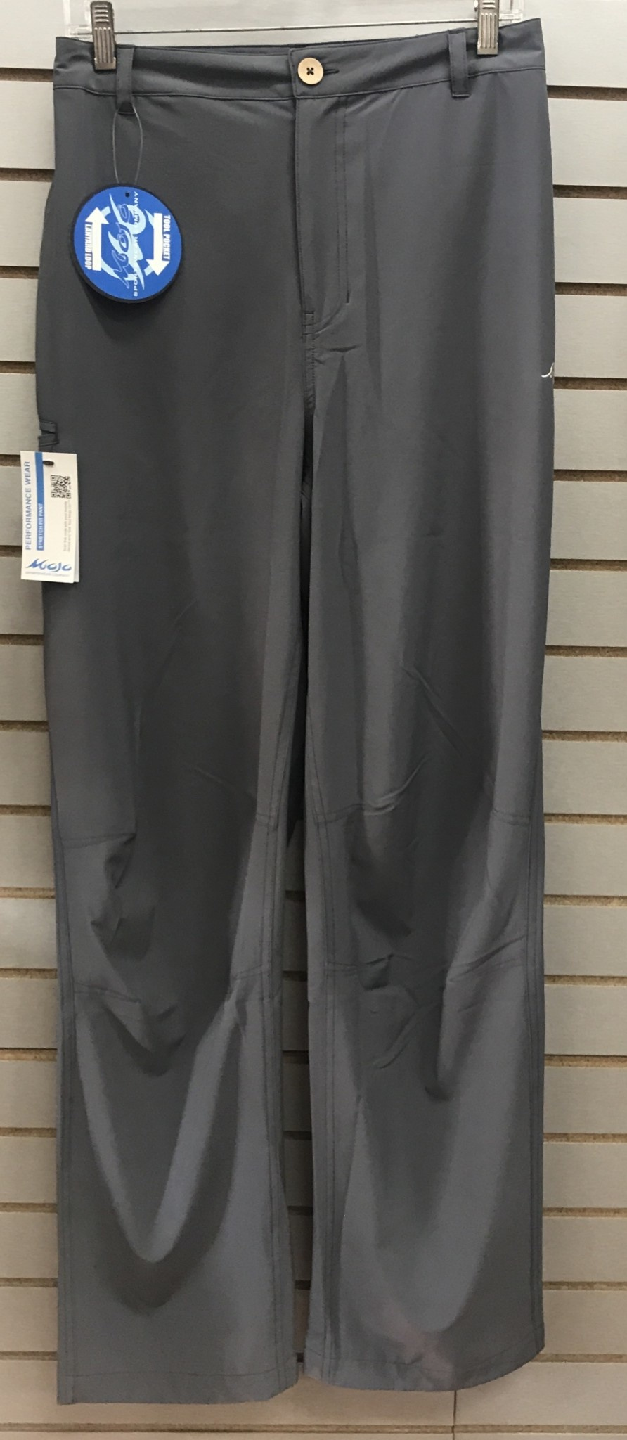 Mojo Stretch Fit Pants Sharkskin 80% Off