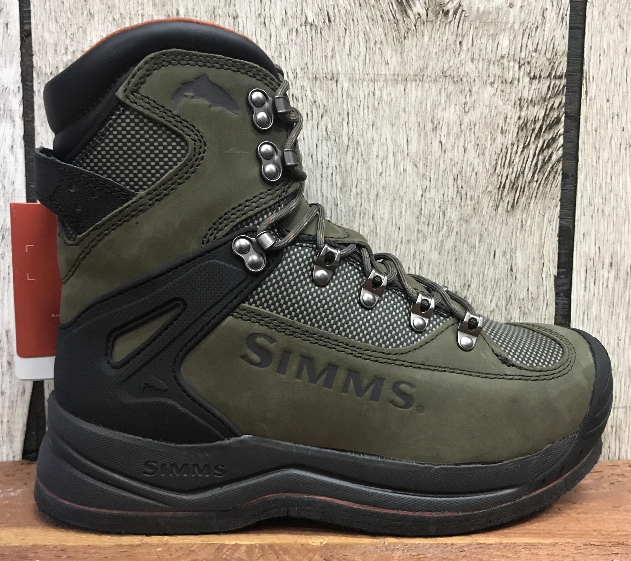 Simms G3 Guide Boot Felt Dk Elkhorn