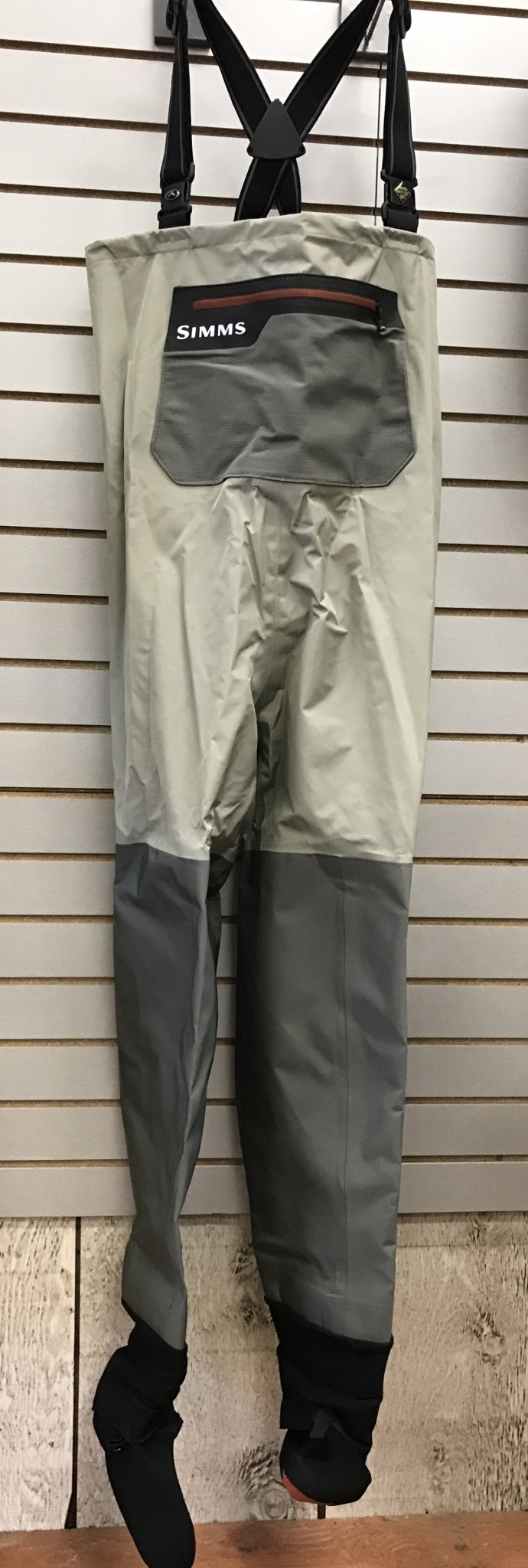 Simms Stockingfoot Headwaters Wader Size Small