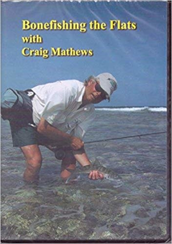Bonefishing The Flats DVD