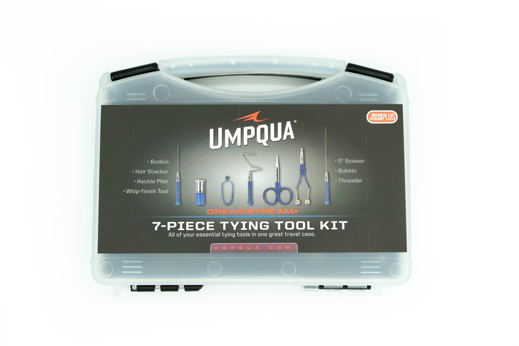 Umpqua Dreamstream+ 7 Piece Tying Kit