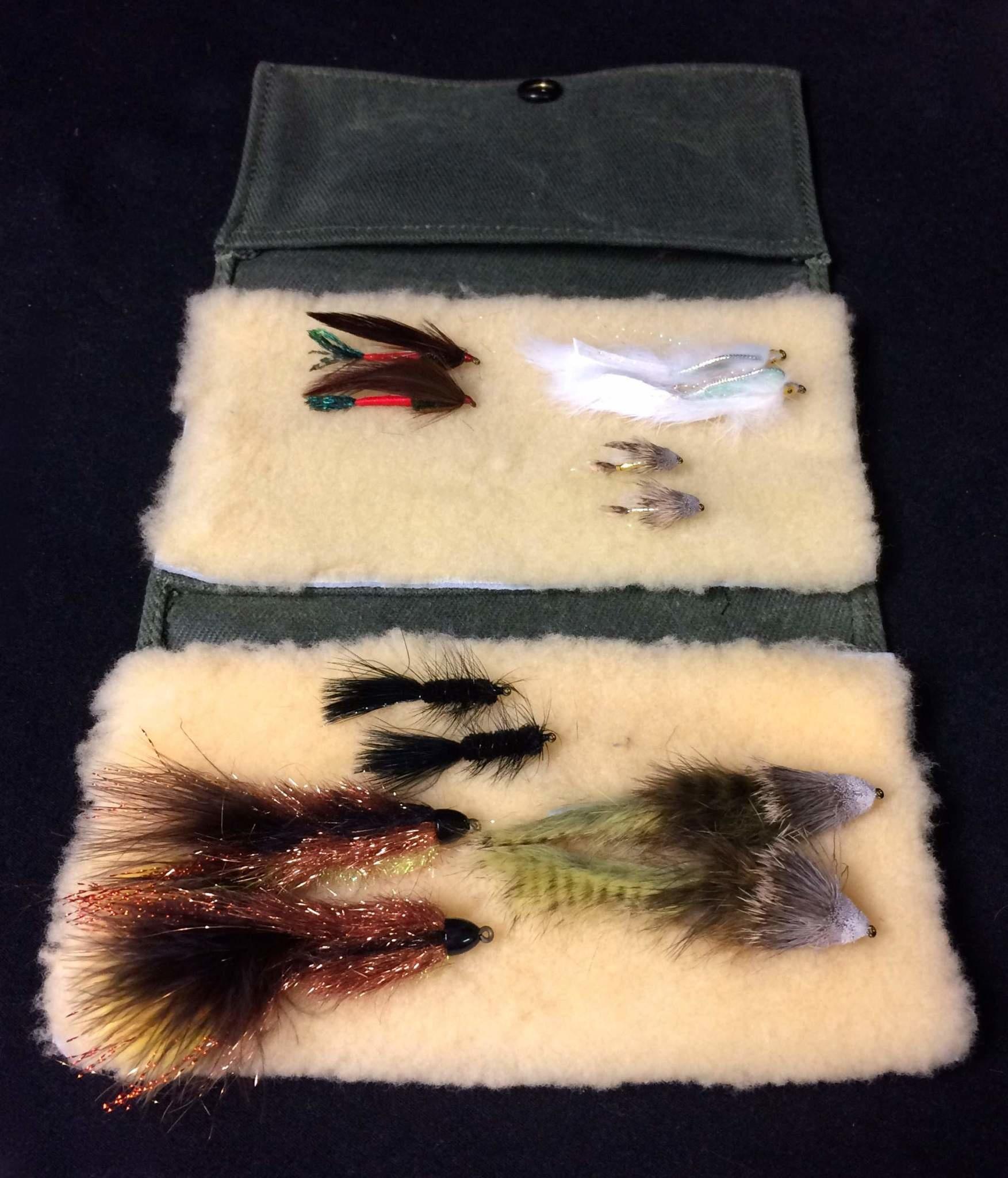 Montana Fly Fishing Gear Fly Wallet 4x7
