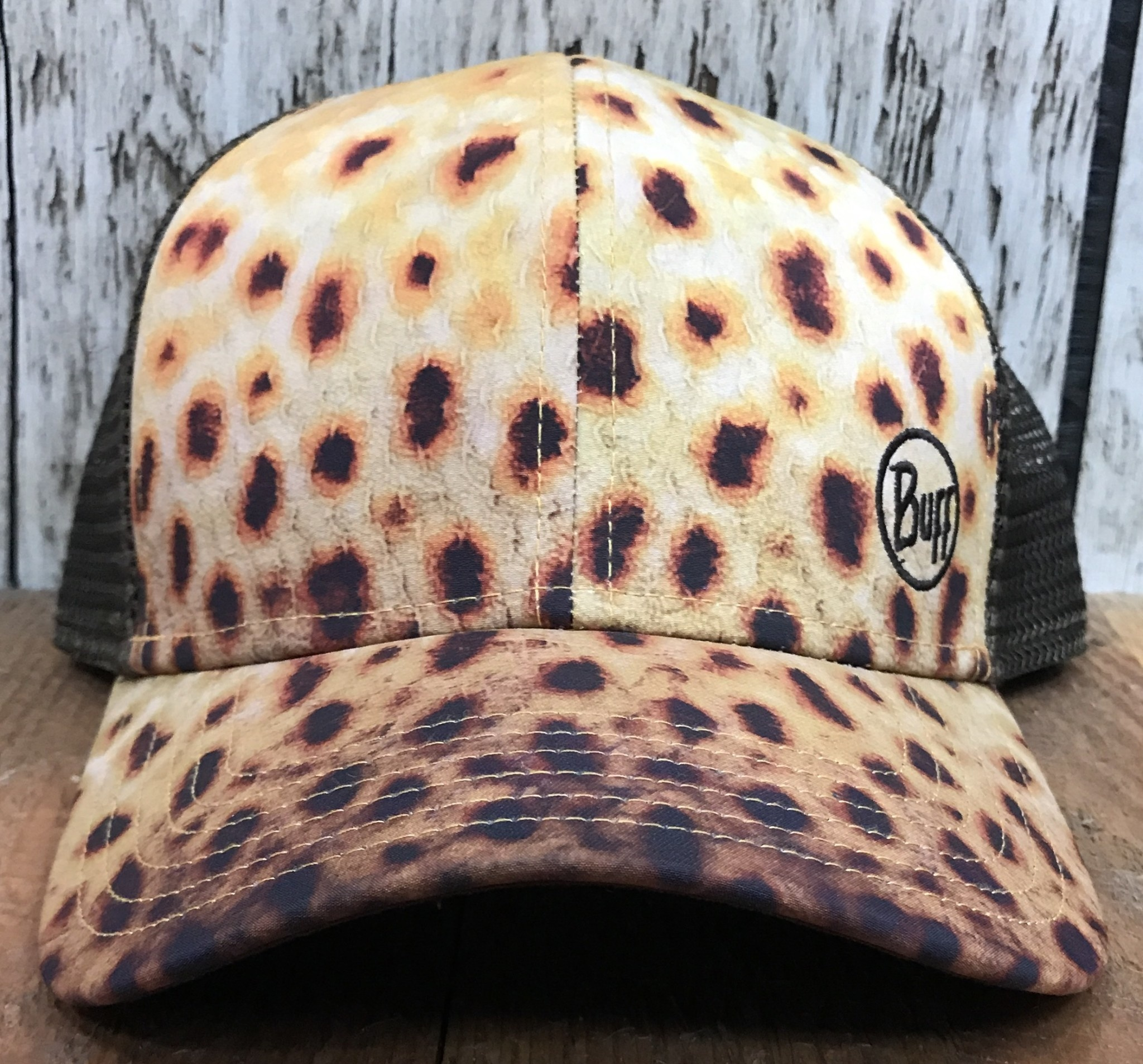 Buff 10-4 Snapback Cap Brown Trout 66% Off