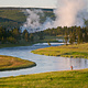 John Juracek Photos - Firehole River, Goose Lake Meadows