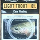 Airflo Light Trout Poly Leader 8' Floating