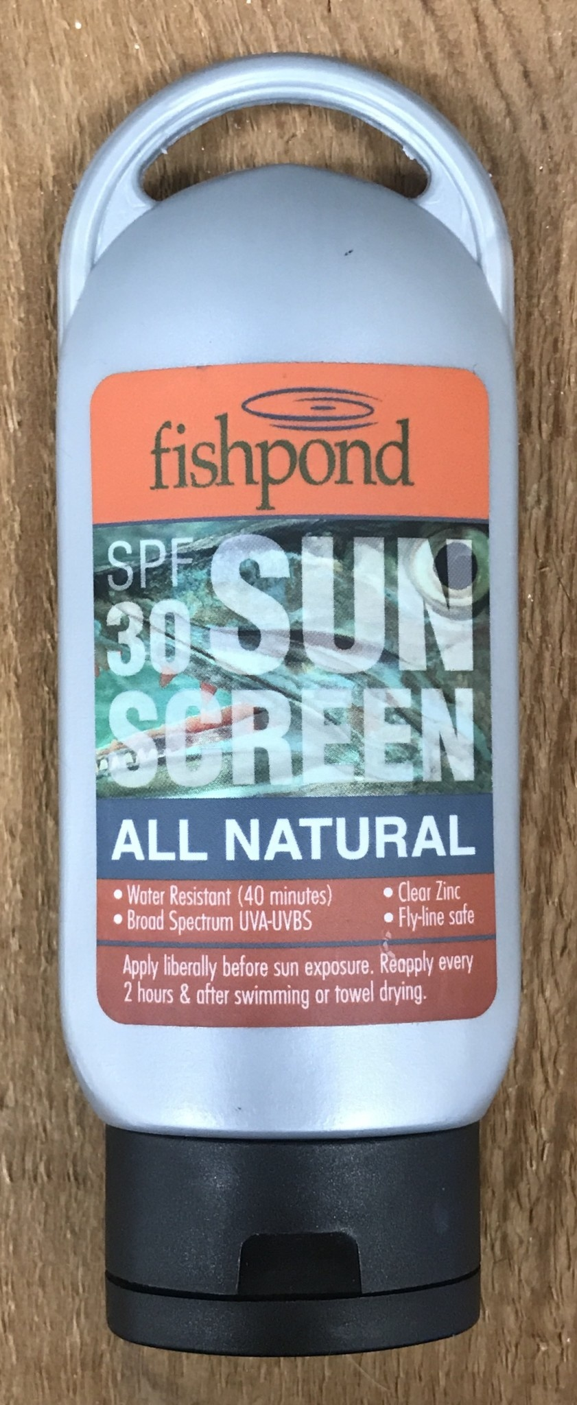 Fishpond All Natural Sunscreen