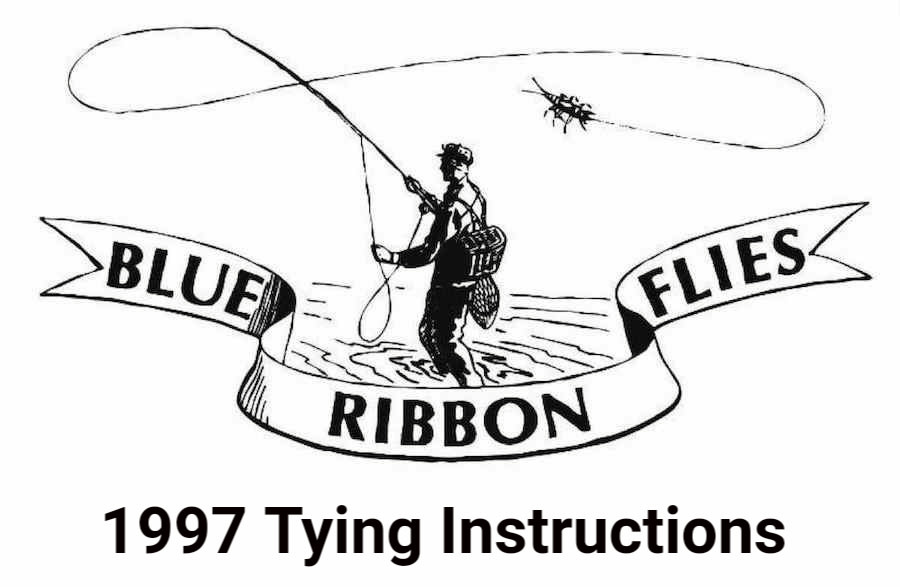1997 Tying Instructions
