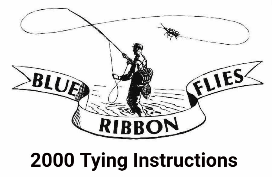 2000 Tying Instructions