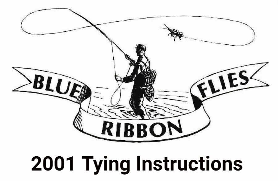 2001 Tying Instructions