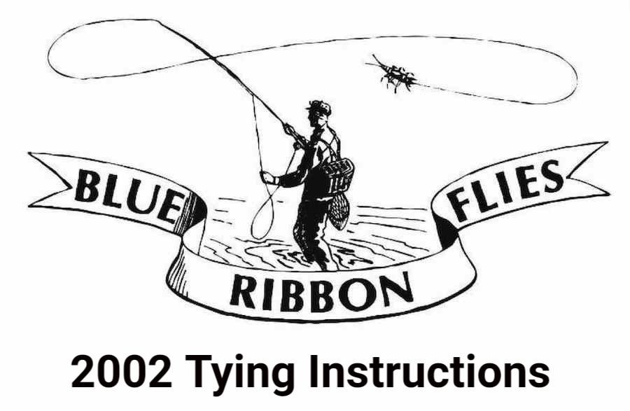 2002 Tying Instructions