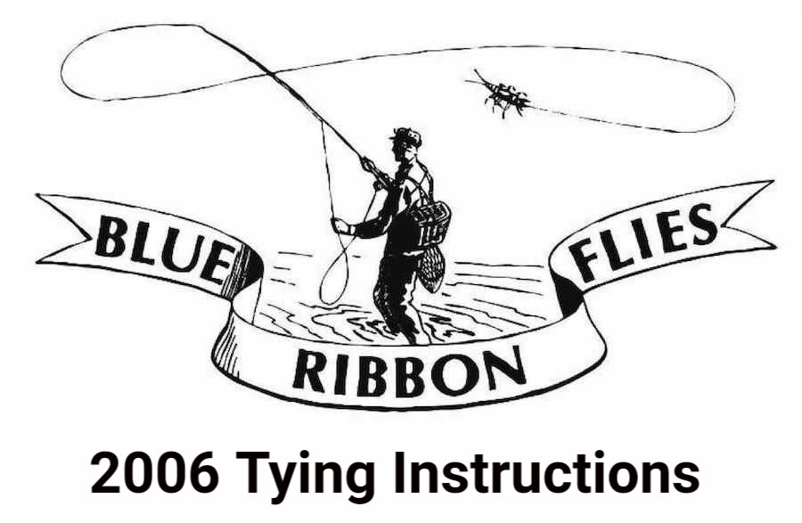 2006 Tying Instructions