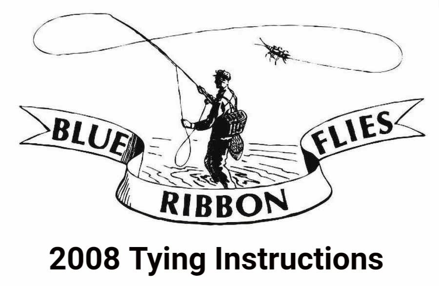 2008 Tying Instructions