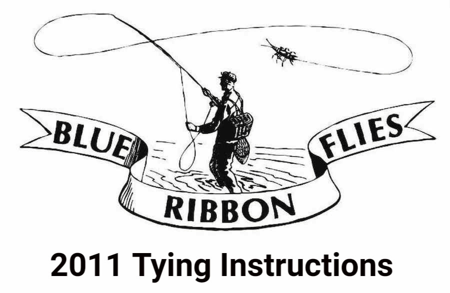 2011 Tying Instructions