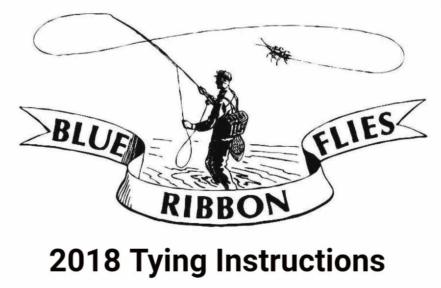2018 Tying Instructions