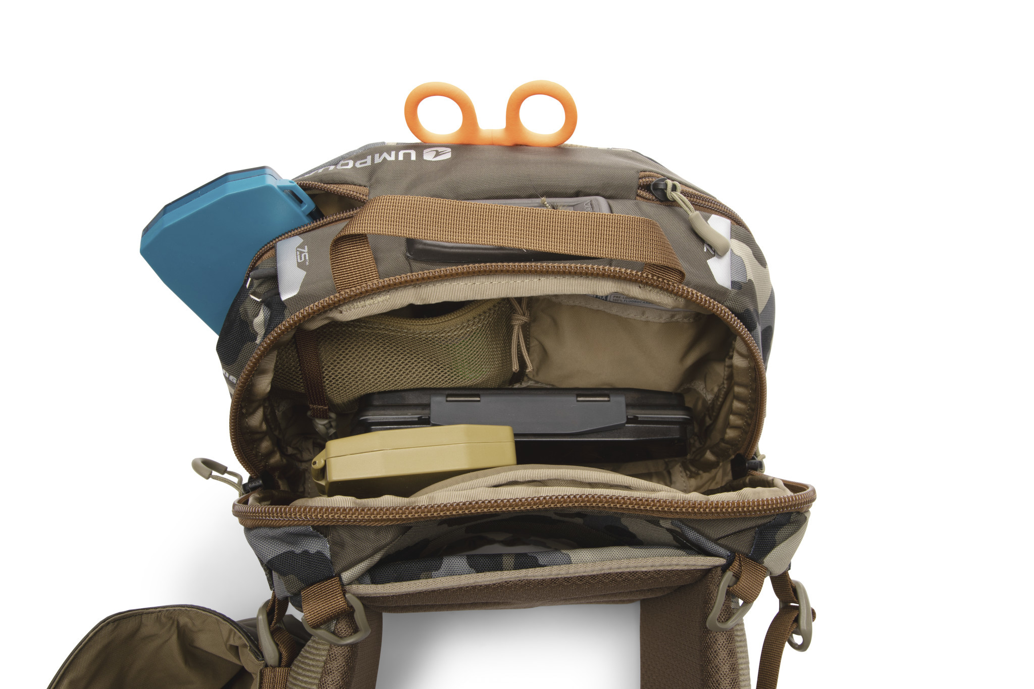 Umpqua ZS2 Ledges 650 Waist Pack Olive