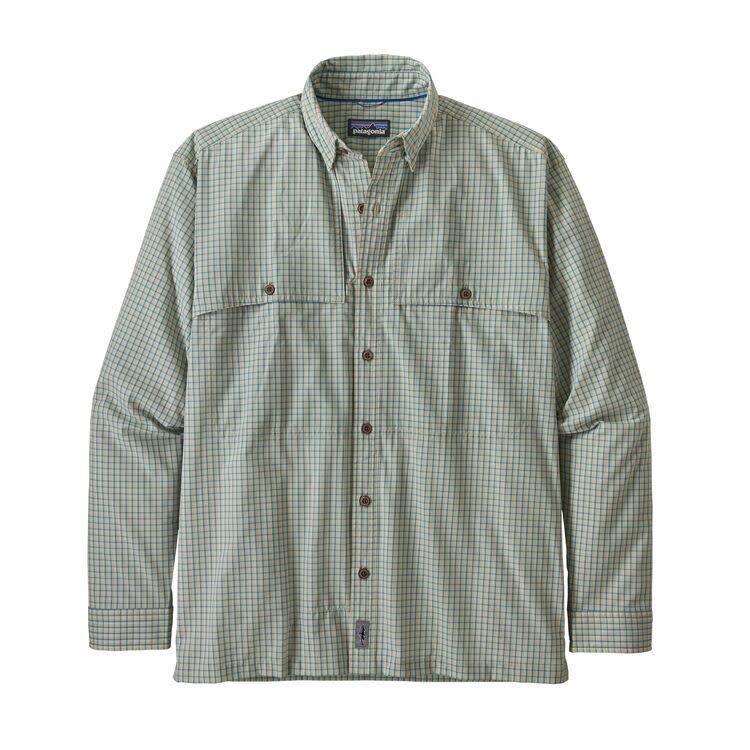Patagonia Men's Island Hopper LS Shirt